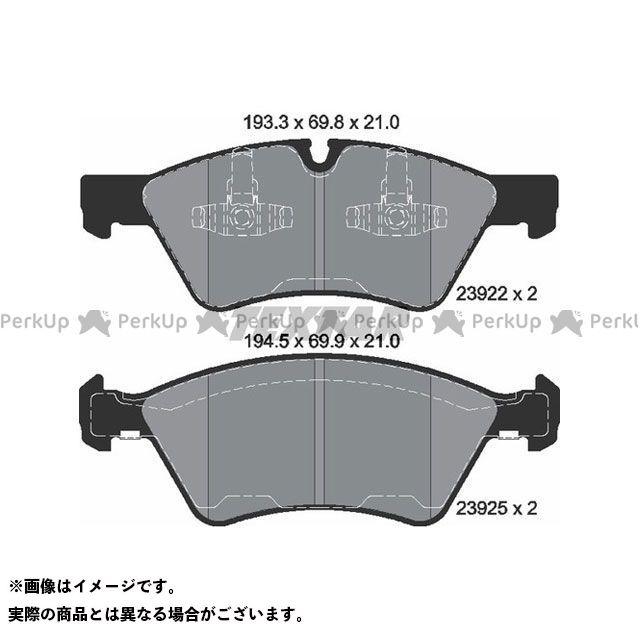 【エントリーで更にP5倍】TEXTAR ブレーキ 2392281 ブレーキパッド Textar