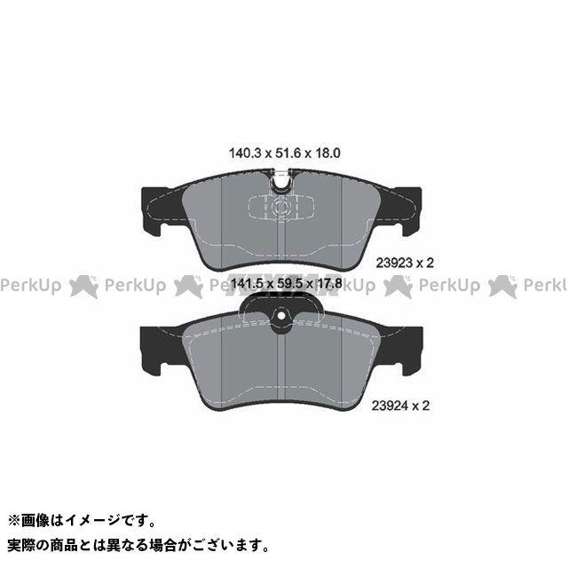 【エントリーで更にP5倍】TEXTAR ブレーキ 2392381 ブレーキパッド Textar