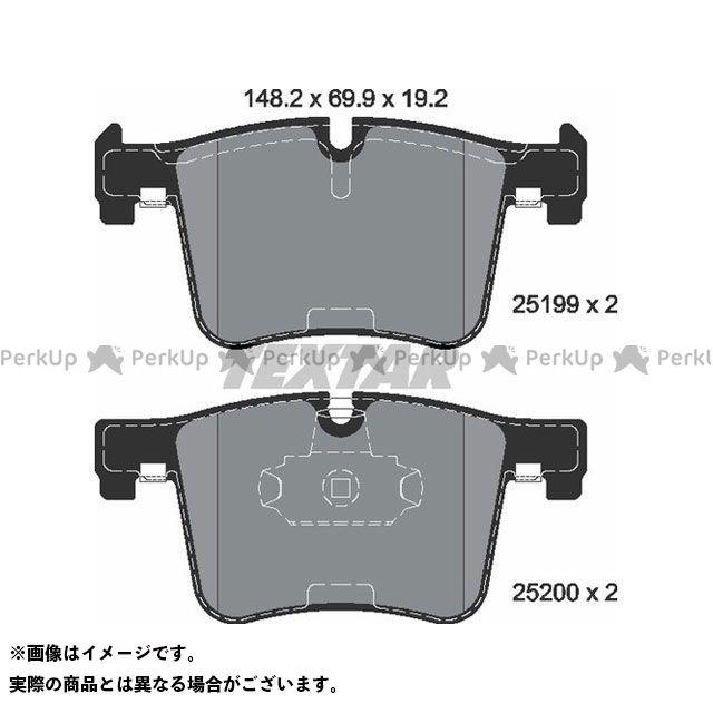 【エントリーで最大P21倍】TEXTAR ブレーキ 2519901 ブレーキパッド Textar