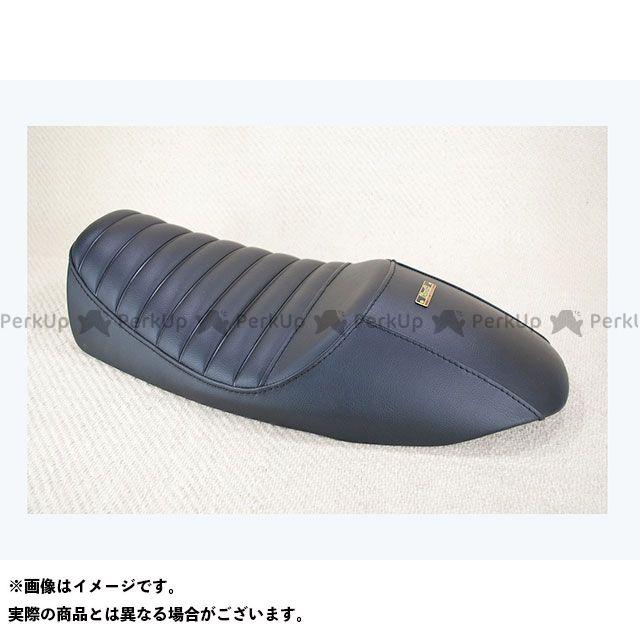 ケイアンドエイチ XSR900 シート関連パーツ シングルシート B タック(ブラック) K&H