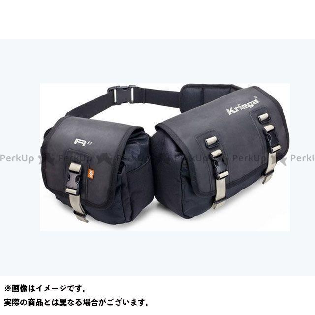 【特価品】クリーガ ツーリング用バッグ ウエストパック-R8|KRW8 Kriega