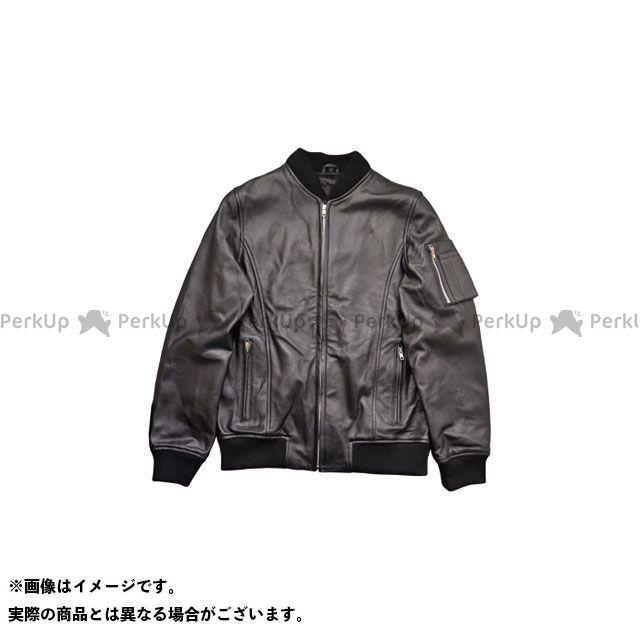 モトバイパー ジャケット 2019-2020秋冬モデル AWL-007 シープMA1ジャケット(ブラック) サイズ:L moto-VIPER