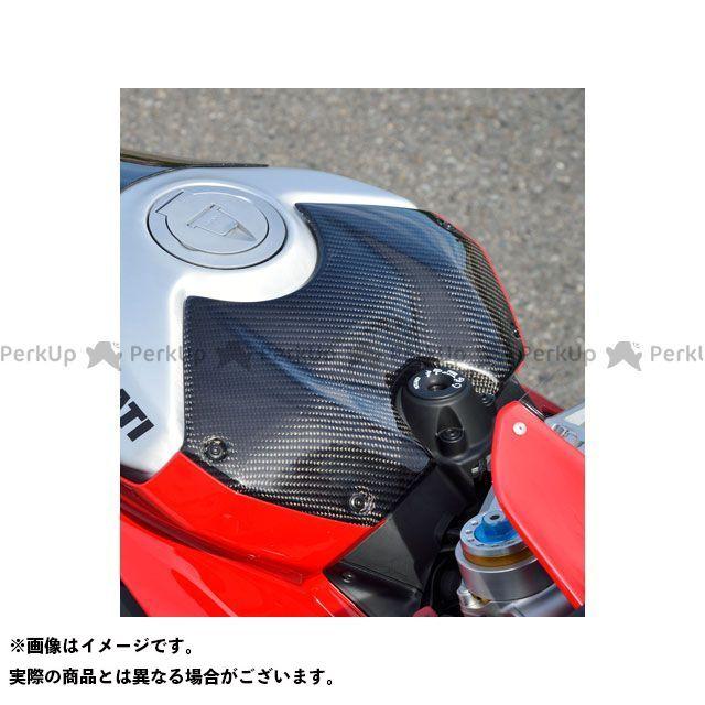 Magical Racing パニガーレV4R ドレスアップ・カバー タンクトップカバー 平織カーボン製 マジカルレーシング