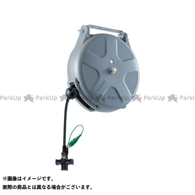 【無料雑誌付き】TRIENS 電動工具 100Vコードリール1.25×3心×10m TRIENS