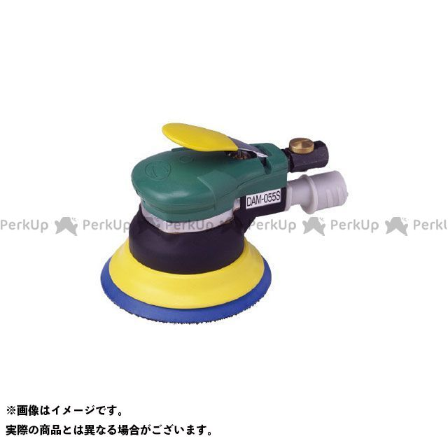 kuken エアーツール 吸塵式サンダーAセット DAM-055SA/S 空研