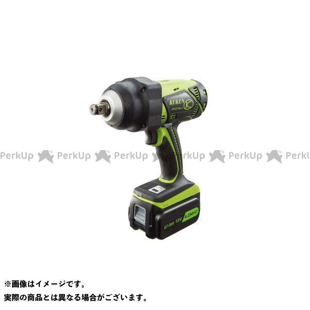 kuken 電動工具 充電式インパクト 電池1個 空研