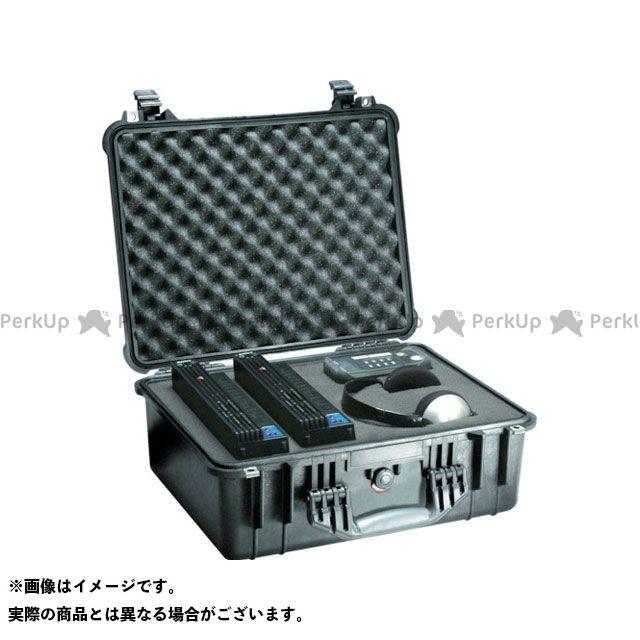 PELICAN 作業場工具 1550(フォームなし) 黒 524×428×206 PELICAN