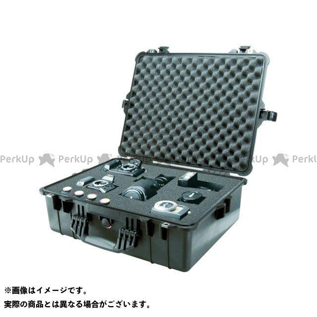 PELICAN 作業場工具 1600(フォームなし) 黒 616×493×220 PELICAN