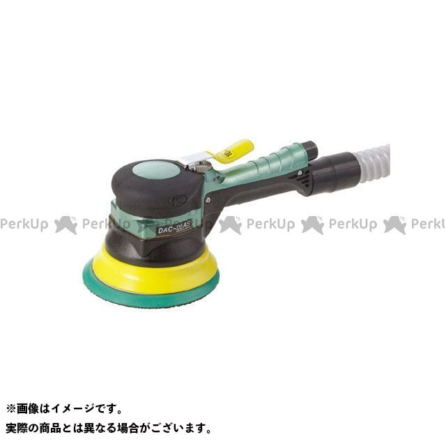 kuken エアーツール 吸塵式サンダーB本体 DAC-05ASB 空研