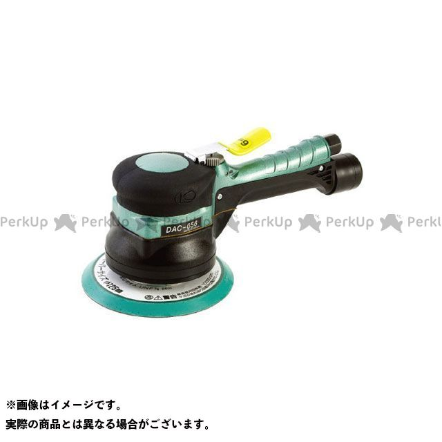kuken エアーツール デュアルアクションサンダーB本体 DAC-056B 空研