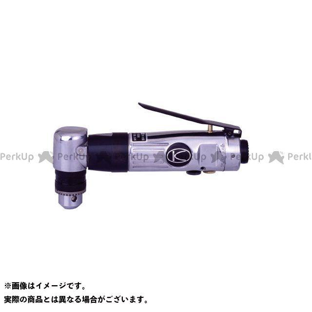 【無料雑誌付き】kuken エアーツール エアドリル セット KDR-902CR/S 空研