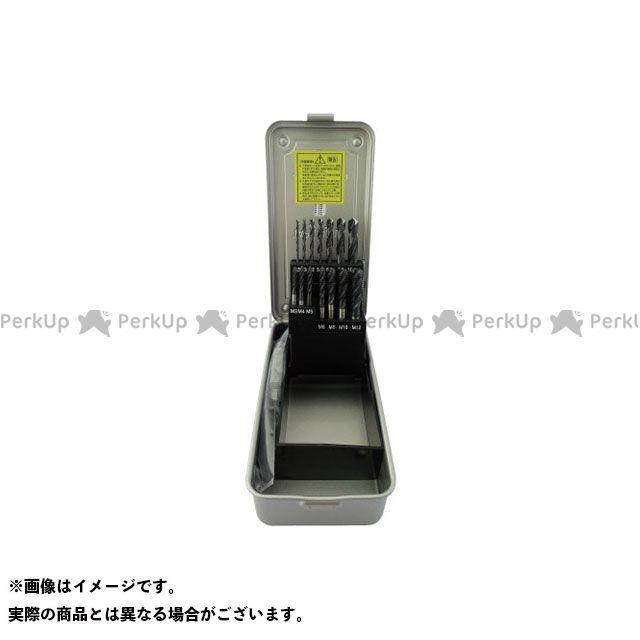 ishihashiseikou 切削工具 SSD-21 スパイラルタップ・ドリルセット イシハシ精工