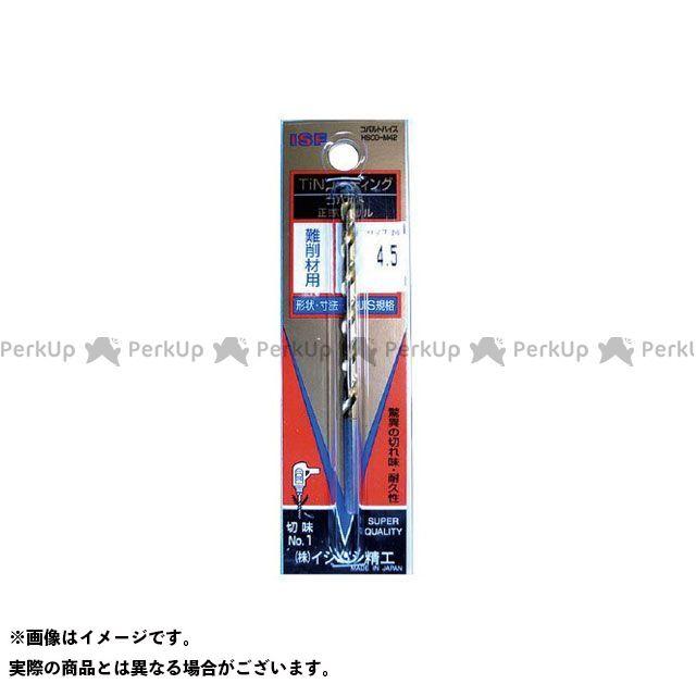 ishihashiseikou 切削工具 P-TCOD8.9 TINコバルト正宗ドリル 8.9(パック)  イシハシ精工