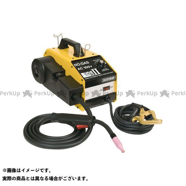 SUZUKID 電動工具 ノンガス直流半自動溶接機 アーキュリー80 ルナ SUZUKID