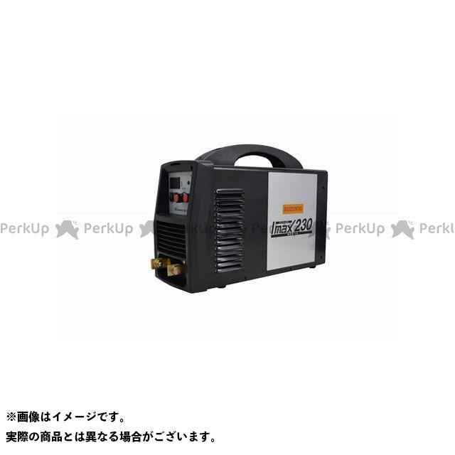 SUZUKID 電動工具 アイマックス230 200V専用 直流インバータアーク溶接機 SUZUKID