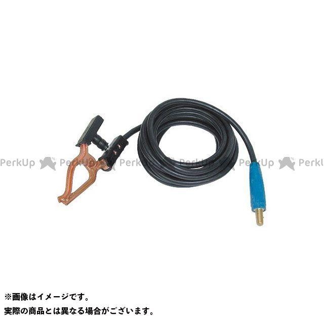 【無料雑誌付き】SUZUKID 電動工具 アースコード M型38sqプラグ+SHE-300A+38sq×5mm SUZUKID