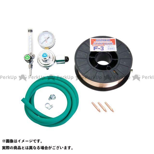 SUZUKID 電動工具 SIG-140用ブレージングワイヤ仕様Eキット SUZUKID