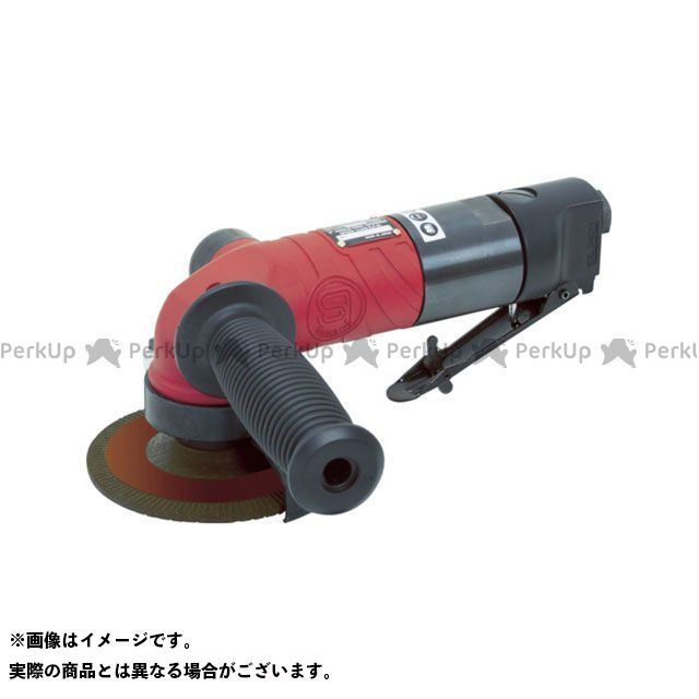 SHINANO エアーツール エアアングルグラインダー SIーAG4ーA2PJ 信濃機販