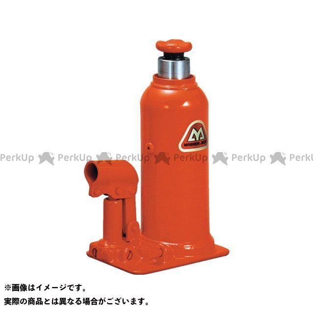 MASADA SEISAKUSHO 作業場工具 標準オイルジャッキ 20TON MHー20 マサダ製作所