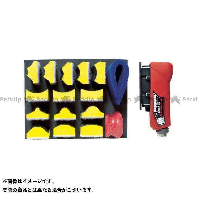 SHINANO エアーツール ストレートサンダーセット 信濃機販