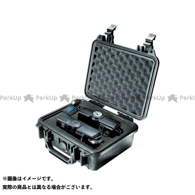 PELICAN 作業場工具 1200(フォームなし) 黒 270×246×124 PELICAN
