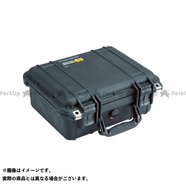 【無料雑誌付き】PELICAN 作業場工具 1400 黒 339×295×152 PELICAN