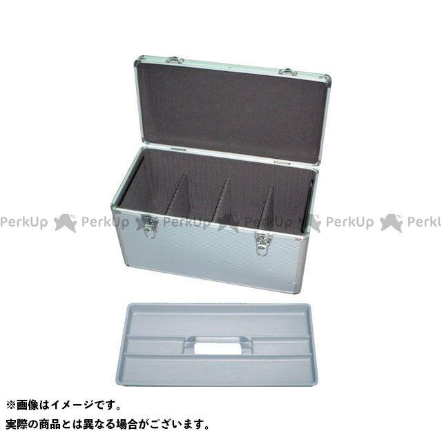 IRIS OHYAMA 作業場工具 アルミケース深型 500×275×305 シルバー アイリスオーヤマ