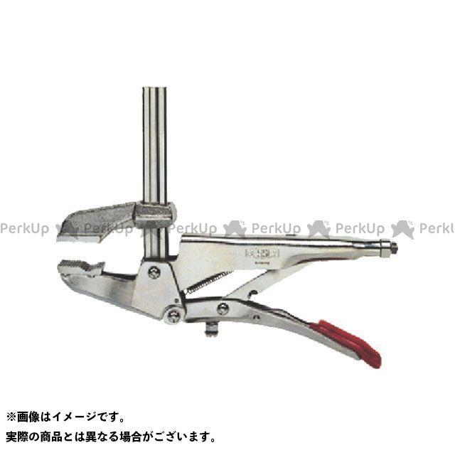 BESSY 作業場工具 クランプ GRZ型 開き200mm BESSY