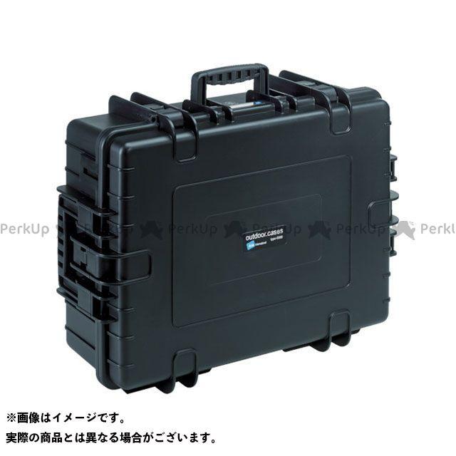 B&W 作業場工具 プロテクタケース 6000 黄 フォーム B&W