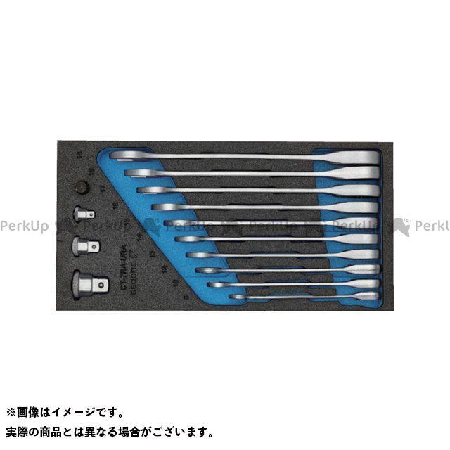GEDORE ハンドツール コンビネーションスパナセット 1500CT1‐7RA GEDORE
