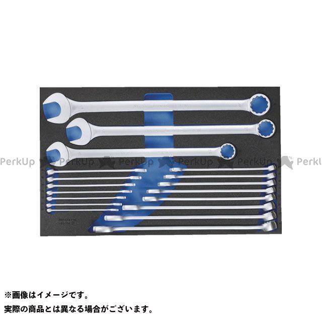 【エントリーで最大P21倍】GEDORE ハンドツール コンビネーションスパナセット 2005CT4‐7XL GEDORE