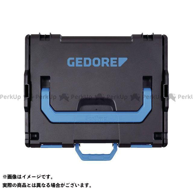 GEDORE ハンドツール 樹脂製工具箱 1100L GEDORE