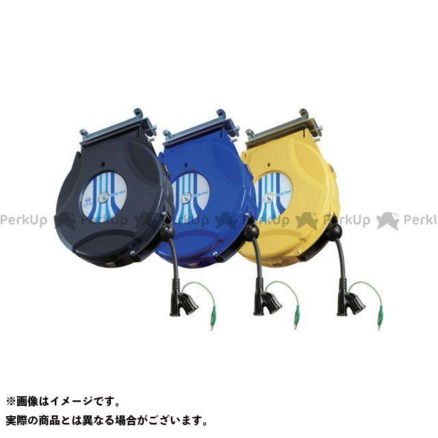 【無料雑誌付き】nippeikiki 電動工具 コンセントリール 10m 黄 日平機器