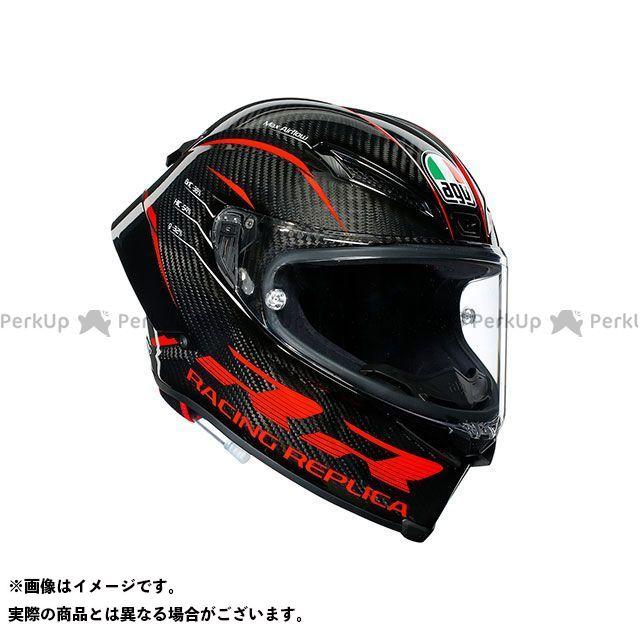 エージーブイ フルフェイスヘルメット PISTA GP RR 001-PERFORMANCE CARBON/RED(2020年1月上旬頃発売予定) L AGV