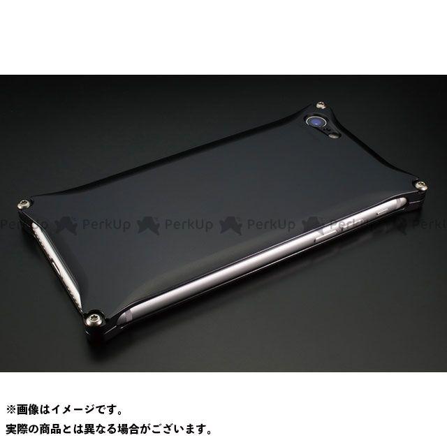 GILD design 小物・ケース類 GI-400B ソリッドfor iPhone 8/7(ブラック) GILD design(mobile item)