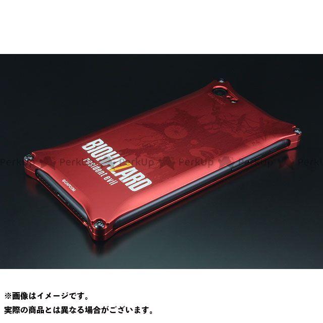 【エントリーで更にP5倍】GILD design 小物・ケース類 GI-BIO-07 BIOHAZARD 「バイオハザード7」モデル(レッド) Solid for iPhone 8/7 GILD design(mobile item)