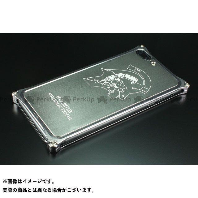 GILD design 小物・ケース類 GIKP-282GR Kojima Productions Logo Ver. for iPhone 8Plus/7Plus GILD design(mobile item)