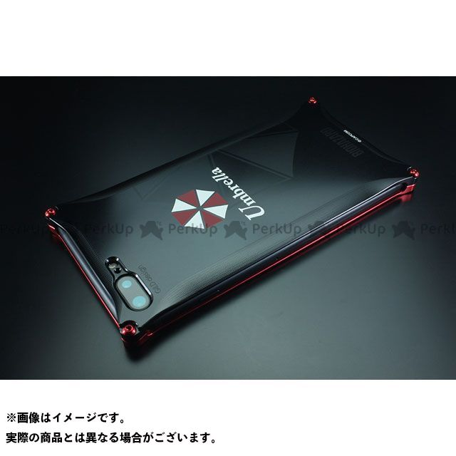 GILD design 小物・ケース類 GI-BIO-10 BIOHAZARD 「Umbrella」Solid for iPhone 8Plus/7Plus GILD design(mobile item)