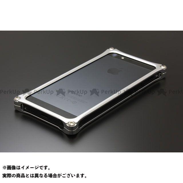 GILD design 小物・ケース類 GI-262P ソリッドバンパー for iPhone SE/5s/5(ポリッシュ)  GILD design(mobile item)