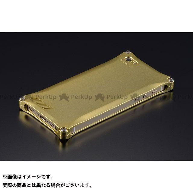 GILD design 小物・ケース類 GI-260CG ソリッド for iPhone SE/5s/5(シャンパンゴールド) GILD design(mobile item)