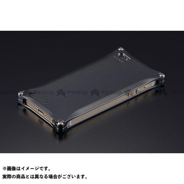 GILD design 小物・ケース類 GI-260GR ソリッド for iPhone SE/5s/5(グレー) GILD design(mobile item)