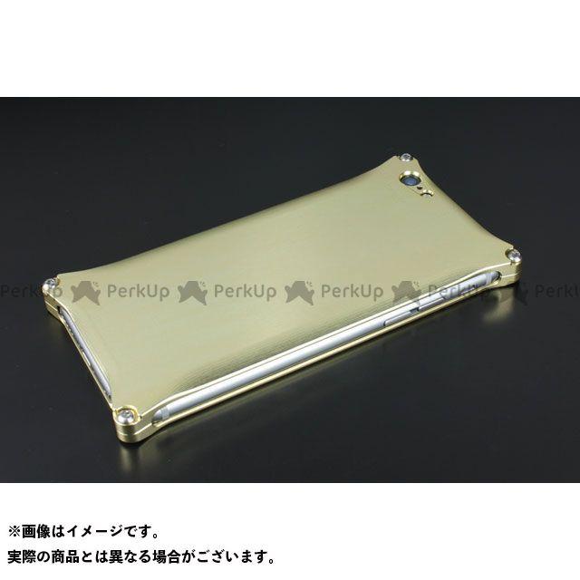 GILD design 小物・ケース類 GI-240CG ソリッド for iPhone 6/6s(シャンパンゴールド) GILD design(mobile item)