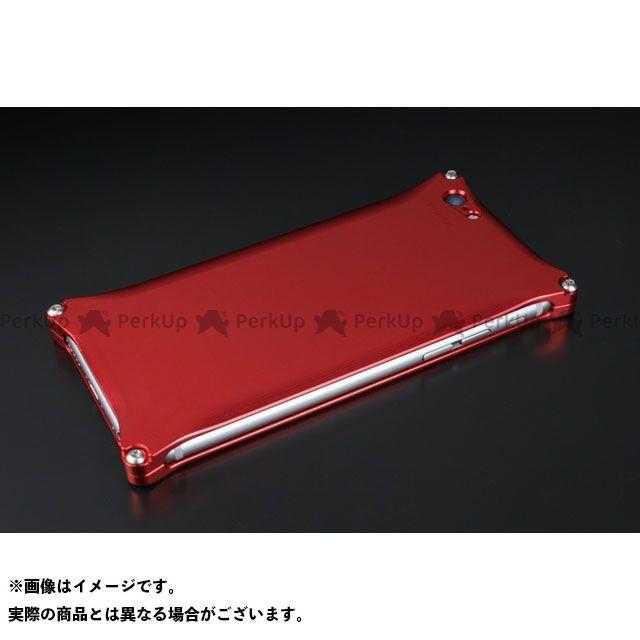 GILD design 小物・ケース類 GI-240R ソリッド for iPhone 6/6s(レッド) GILD design(mobile item)