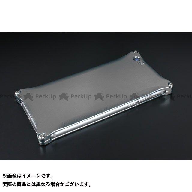 GILD design 小物・ケース類 GI-240GR ソリッド for iPhone 6/6s(グレー) GILD design(mobile item)