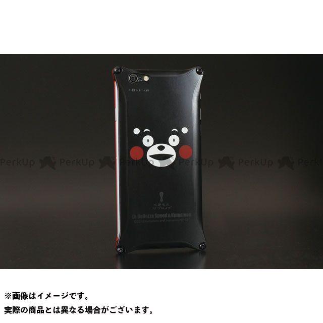 GILD design 小物・ケース類 GKL-240KMA くまモン×ラ・ベレッツァ×GILDdesignコラボケース くまモンモデル for iPhone 6/6s GILD design(mobile item)