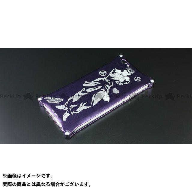 GILD design 小物・ケース類 ジョジョの奇妙な冒険ダイヤモンドは砕けない iPhone6s/6対応ジュラルミンジャケット 東方仗助 GILD design(mobile item)