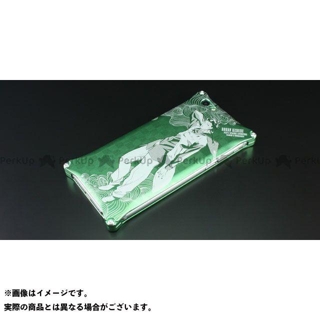 GILD design 小物・ケース類 ジョジョの奇妙な冒険ダイヤモンドは砕けない iPhone6s/6対応ジュラルミンジャケット 岸辺露伴 GILD design(mobile item)
