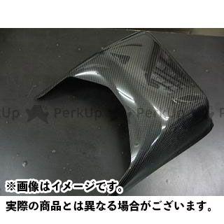 ユカン アドレスV125 ドレスアップ・カバー インナーボックスカバー カラー:カーボン 油漢