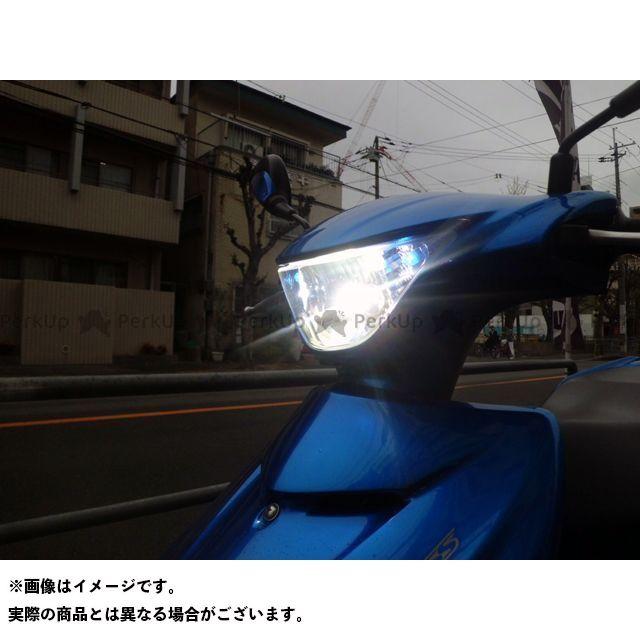 送料無料 ユカン アドレスV125 ヘッドライト・バルブ newLEDヘッドライトユニット ・-K9