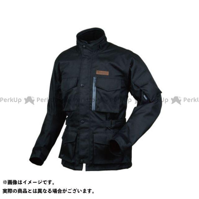 ラフアンドロード ジャケット RR4005 SSFトレイルツーリングジャケット カラー:ブラック サイズ:XL ラフ&ロード